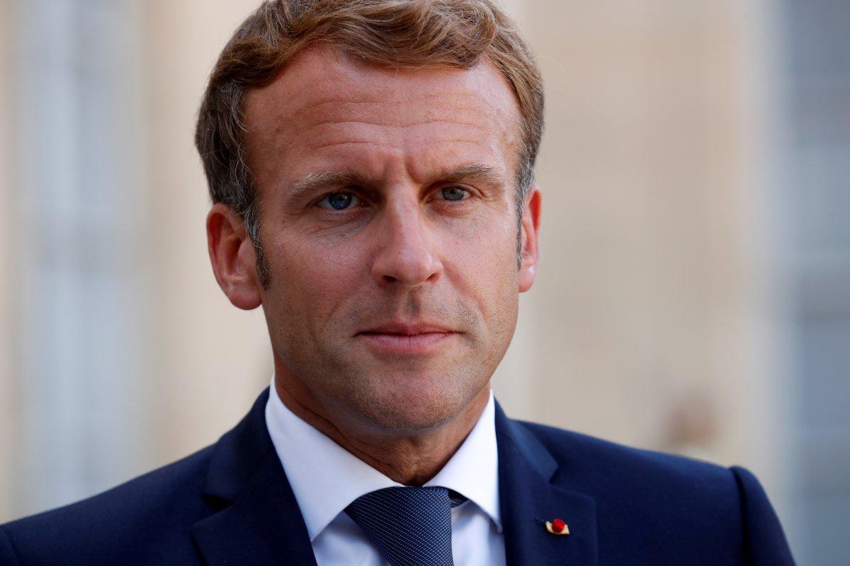 Emmanuel Macron ve Joe Biden, denizaltı krizini telefonda görüştü #1
