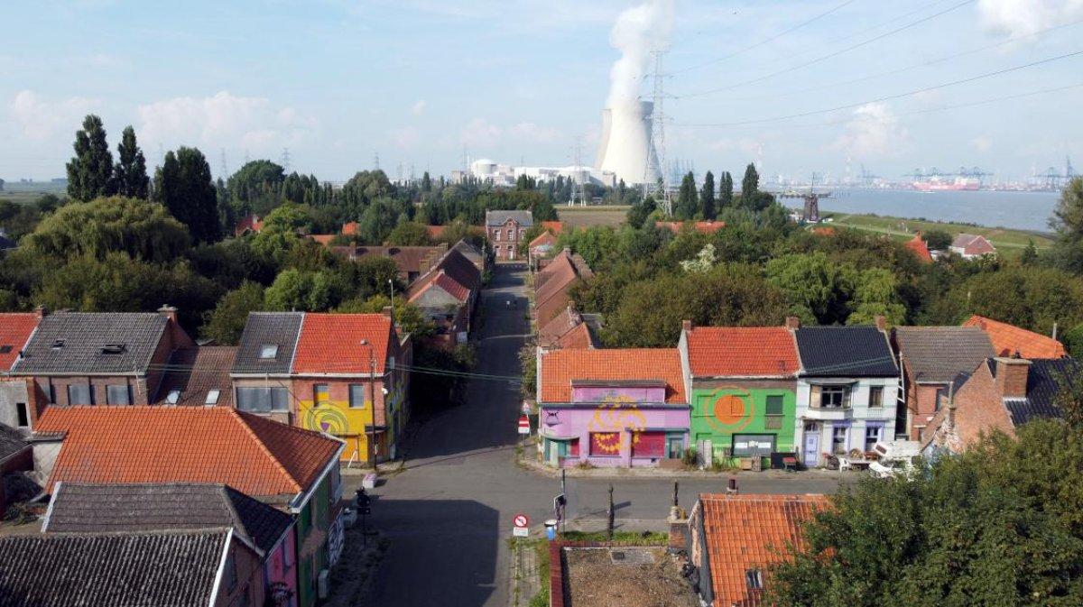 Belçika nın hayalet kasabası Doel de 20 kişi yaşıyor #3