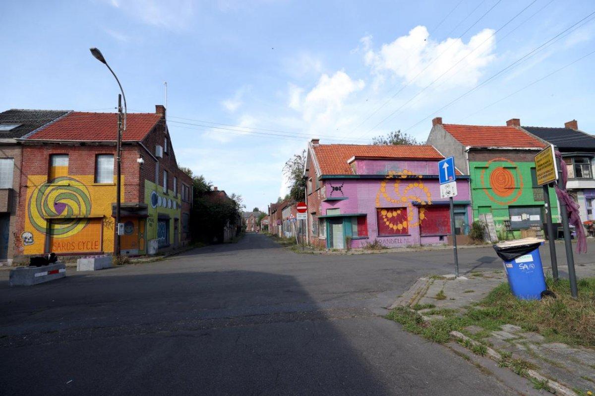 Belçika nın hayalet kasabası Doel de 20 kişi yaşıyor #2