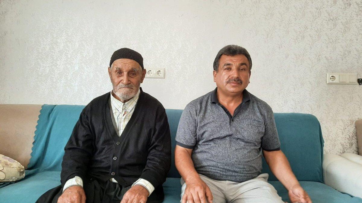 Osman Dede, yıllar önce evini terk eden oğlunu arıyor #3