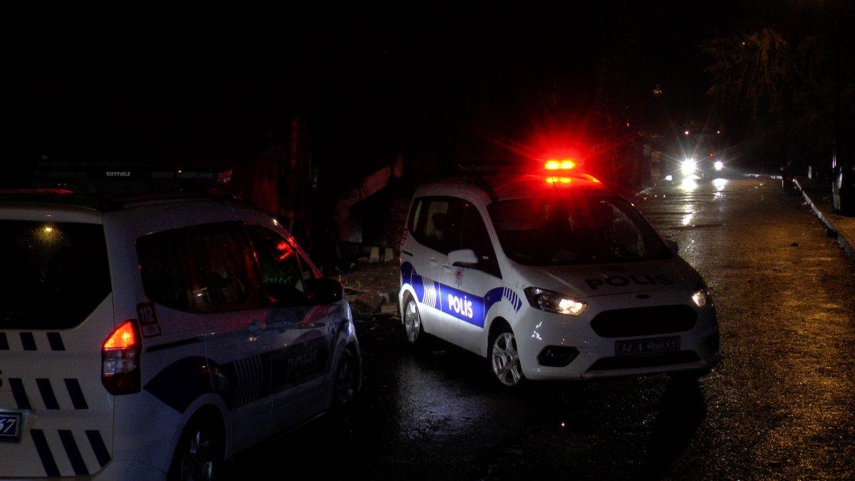 İstanbul da feci kavga: 1 ölü, 1 yaralı, 3 gözaltı  #1