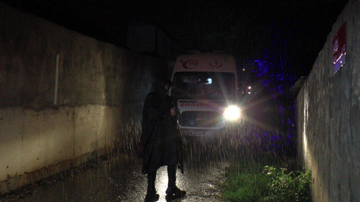 İstanbul da feci kavga: 1 ölü, 1 yaralı, 3 gözaltı  #2