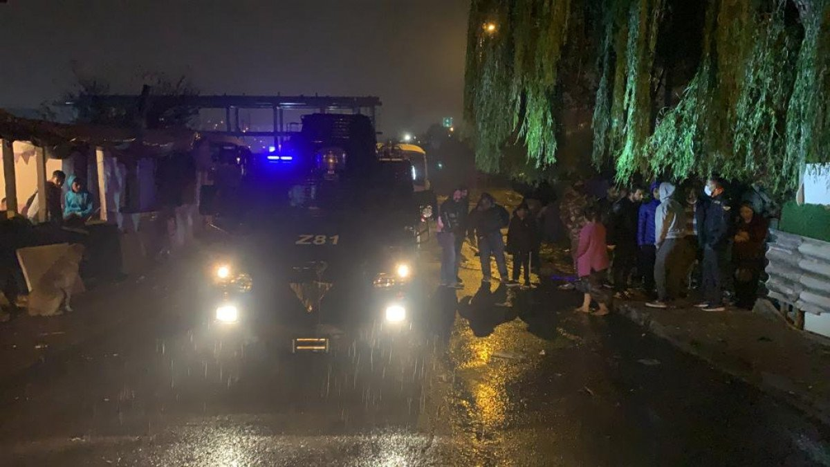 İstanbul da feci kavga: 1 ölü, 1 yaralı, 3 gözaltı  #3