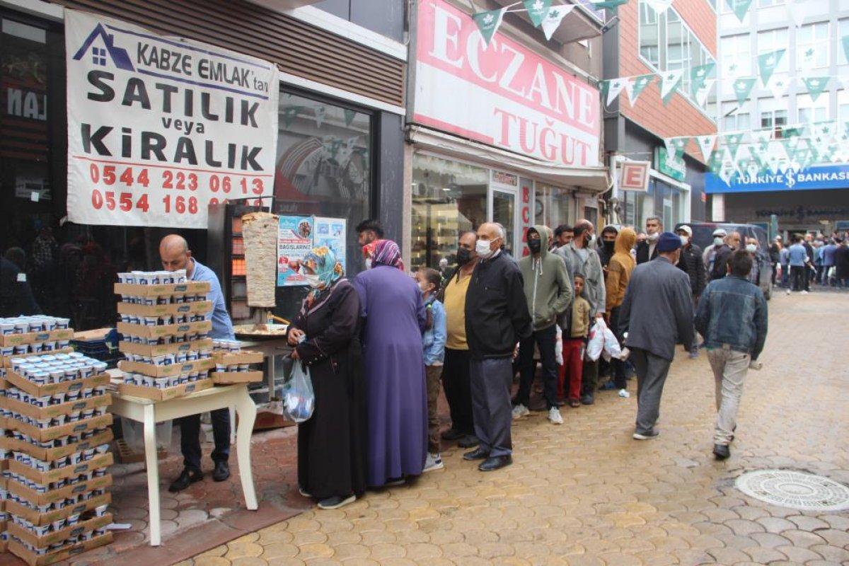 Ahmet Davutoğlu, Sivas ta boş meydana konuştu #3