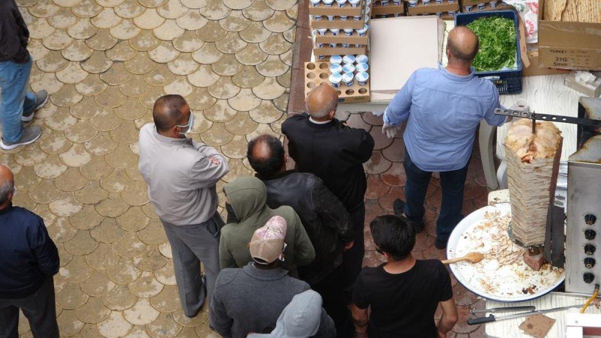 Ahmet Davutoğlu, Sivas ta boş meydana konuştu #2