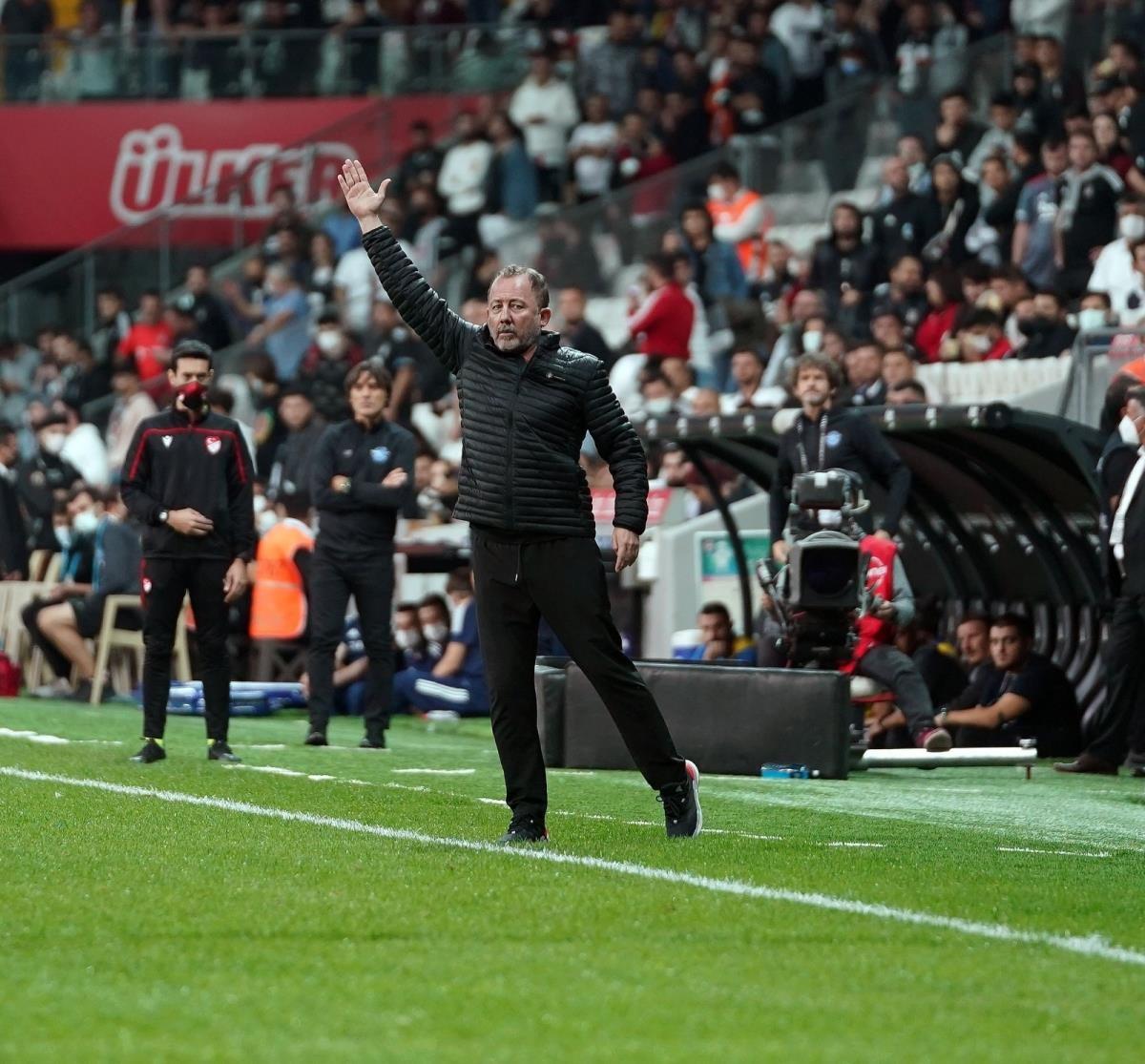 Beşiktaş ve Adana Demirspor PFDK ya sevk edildi #1