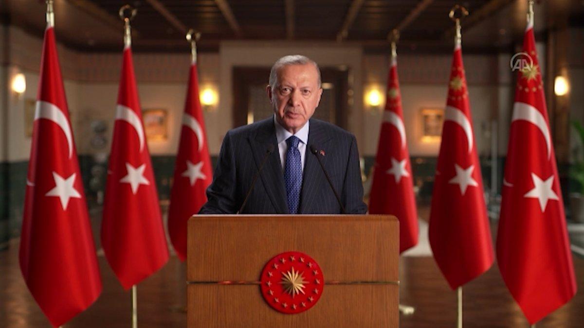 Cumhurbaşkanı Erdoğan, BM Gıda Sistemleri Zirvesi ne video mesaj gönderdi #1