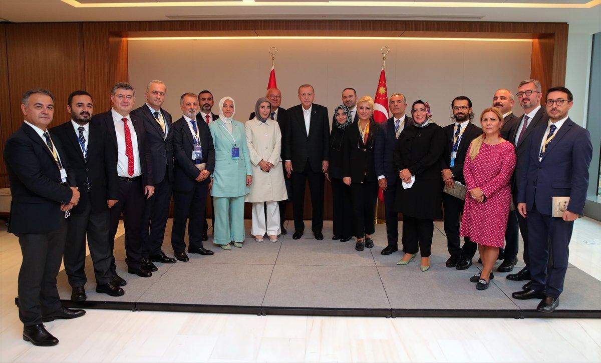 Cumhurbaşkanı Erdoğan dan Kürt sorunu açıklaması #2
