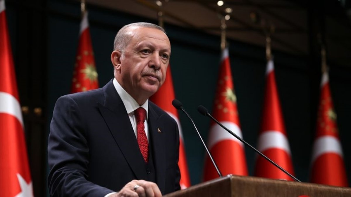 Cumhurbaşkanı Erdoğan dan Kürt sorunu açıklaması #1
