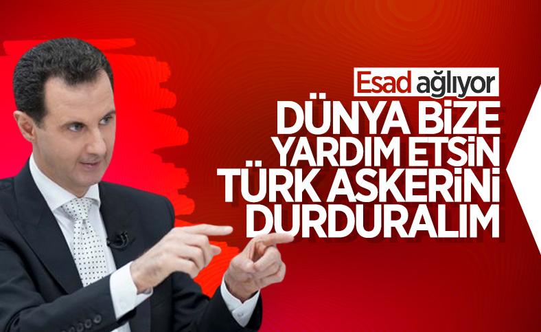 Suriye rejiminden Türk askeri varlığı hakkında küstah sözler
