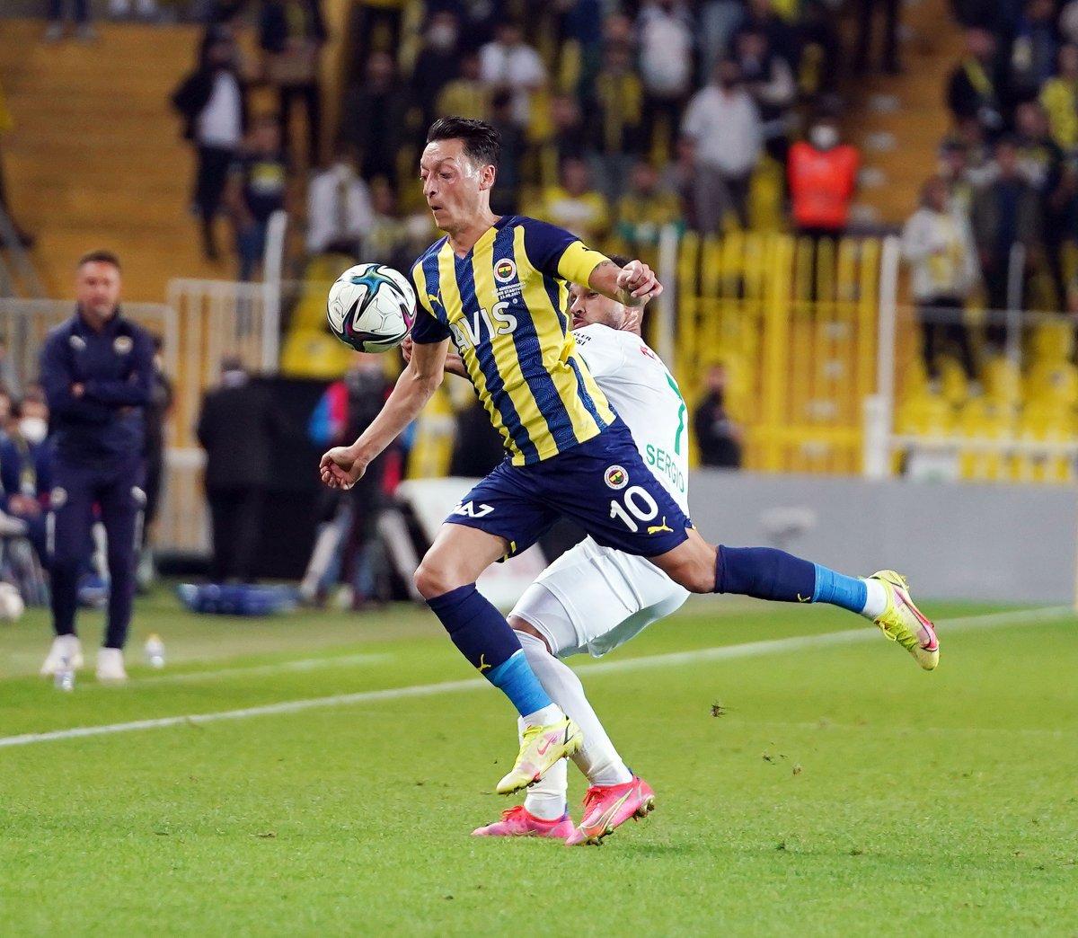 Fenerbahçe, Giresunspor u 2 golle geçti #7