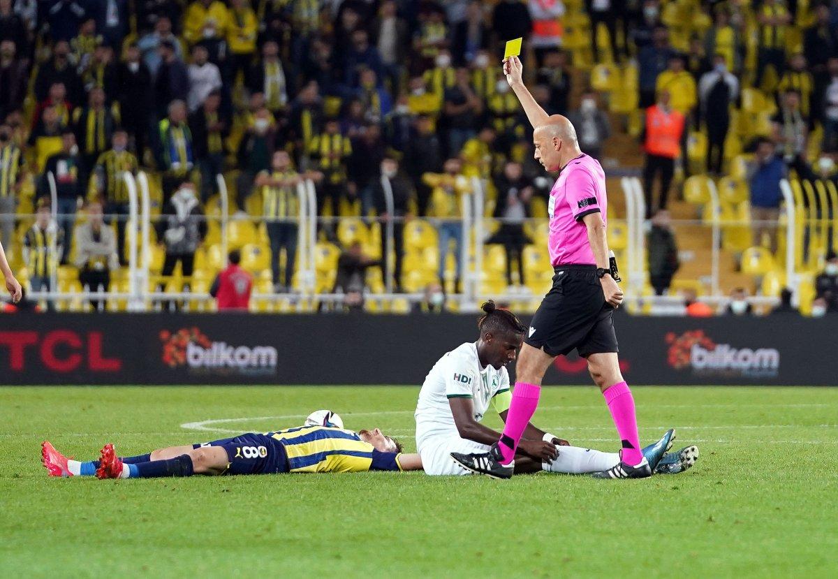 Fenerbahçe, Giresunspor u 2 golle geçti #6