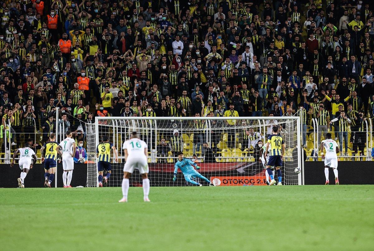 Fenerbahçe, Giresunspor u 2 golle geçti #3
