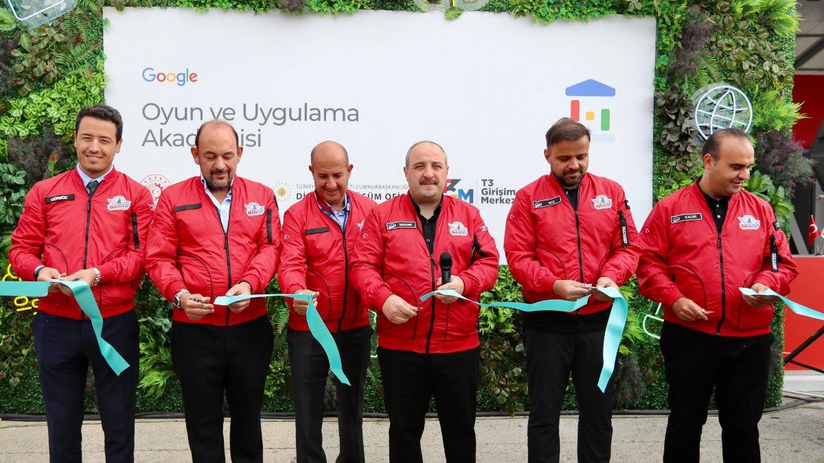 Google Oyun ve Uygulama Akademisi Türkiyede açıldı