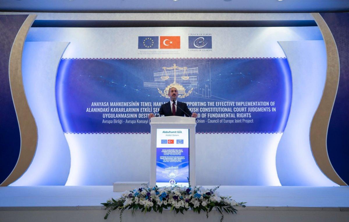 Abdulhamit Gül: Türkiye, büyük bir zihniyet dönüşümüne imza attı #2