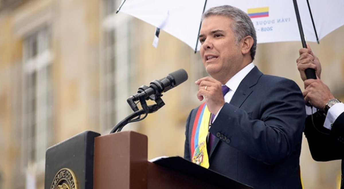 Nicolas Maduro, Kolombiya Devlet Başkanı nı suçladı #2
