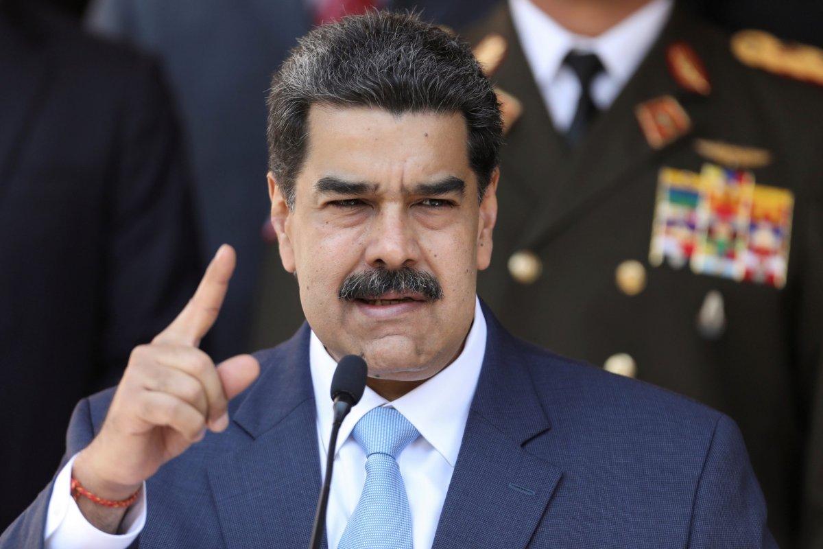 Nicolas Maduro, Kolombiya Devlet Başkanı nı suçladı #1