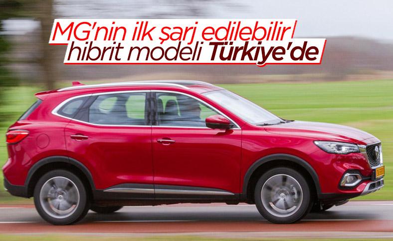 Morris Garages (MG), ilk şarj edilebilir hibrit modelini Türkiye'ye getirdi