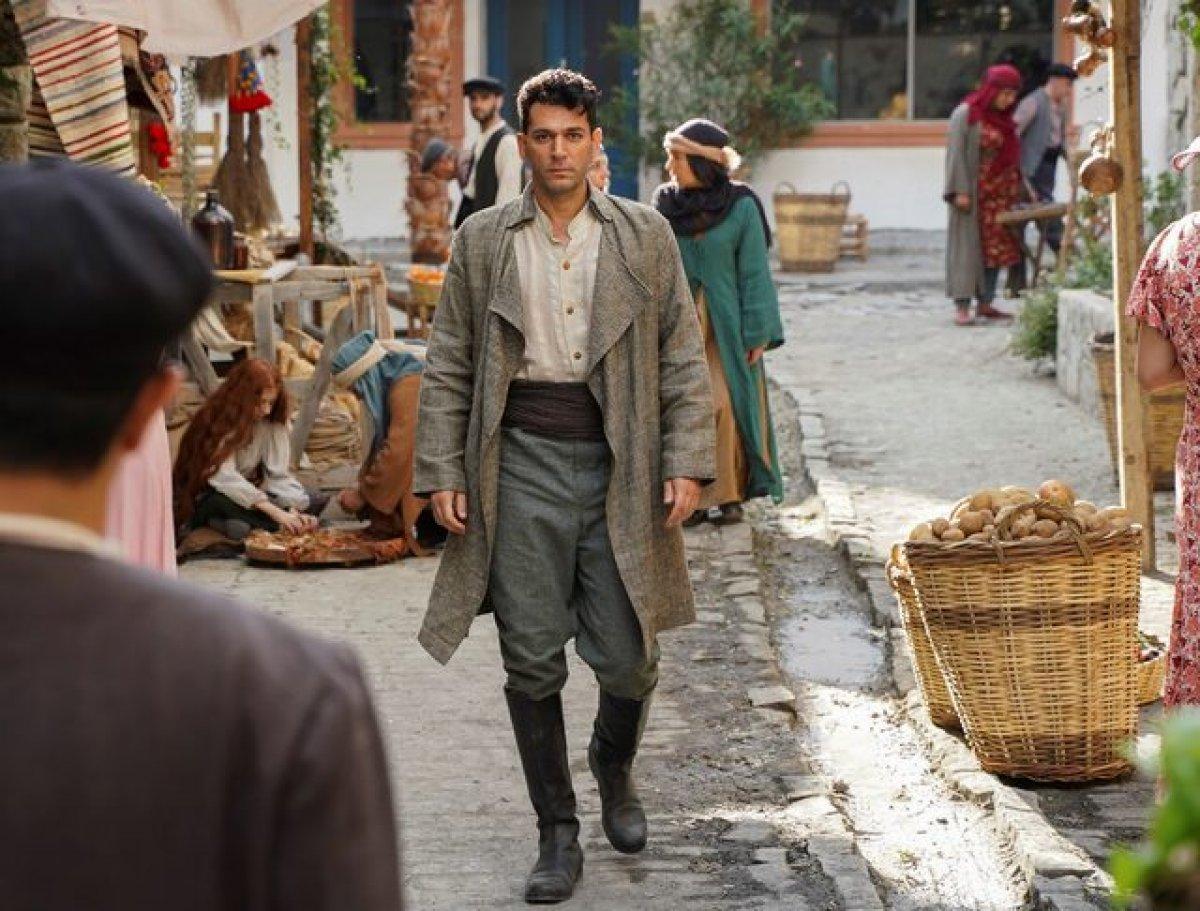 Murat Yıldırım dan yeni imaj! Aziz dizisiyle dönüyor  #2