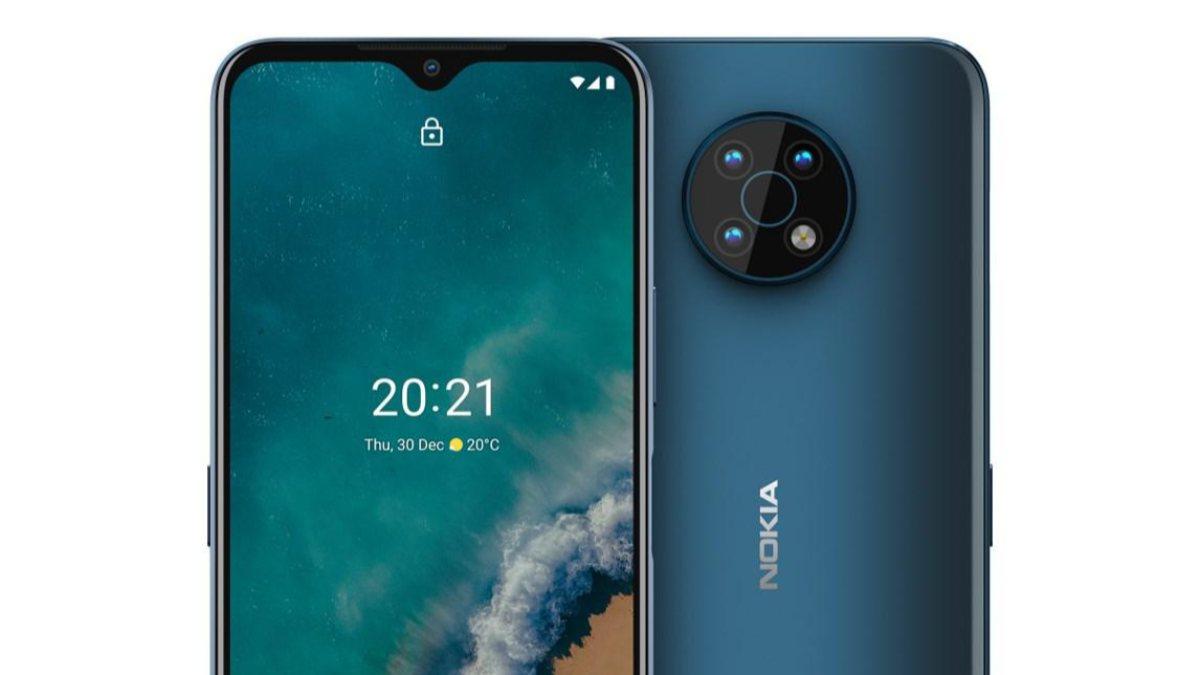 Nokianın en ucuz 5Gli akıllı telefonu tanıtıldı: İşte fiyatı