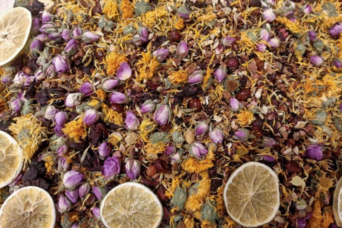 Gribe karşı birebir: Osmanlı çayının faydaları #2