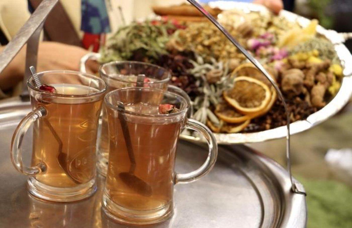 Gribe karşı birebir: Osmanlı çayının faydaları #3
