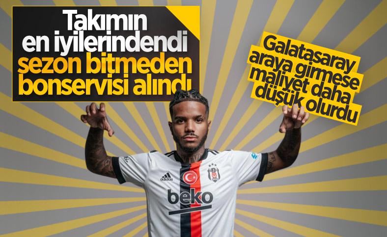 Beşiktaş, Valentin Rosier'in bonservisini aldı