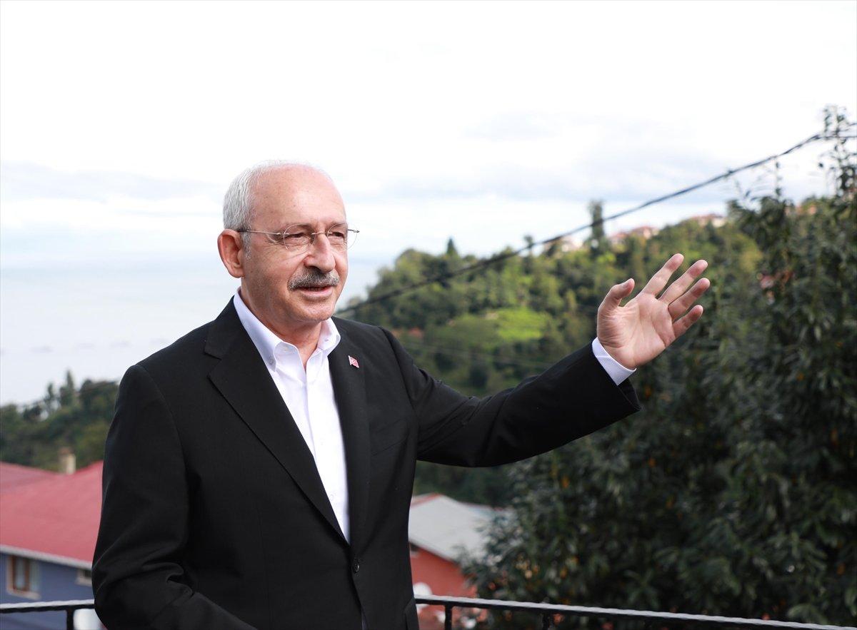 Kemal Kılıçdaroğlu: Rizelilerin oylarıyla iktidar olacağız #5