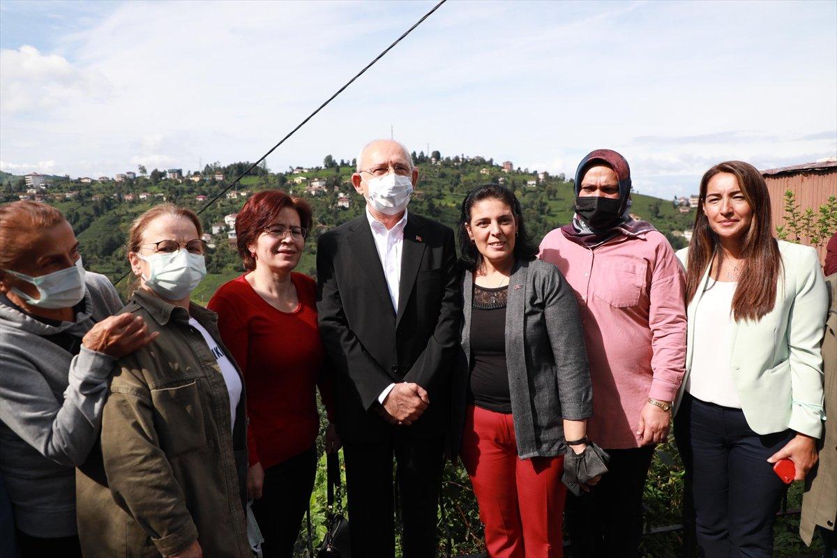 Kemal Kılıçdaroğlu: Rizelilerin oylarıyla iktidar olacağız #3