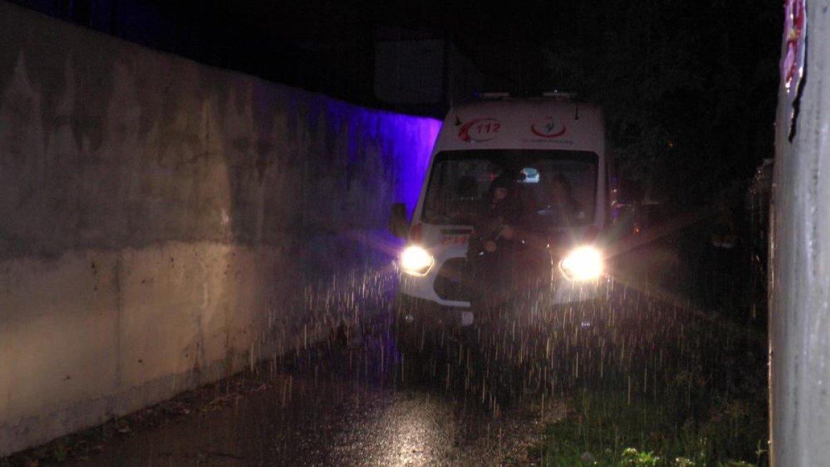 Çekmeköy de oğluna uyuşturucu veren adamla kavga eden baba, hayatını kaybetti #5