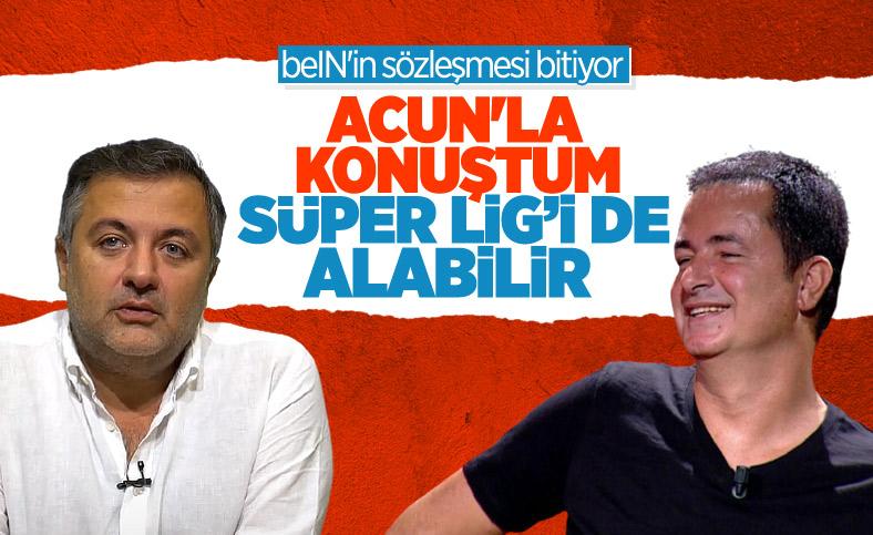 Mehmet Demirkol: Acun Ilıcalı yayın ihalesine girecek