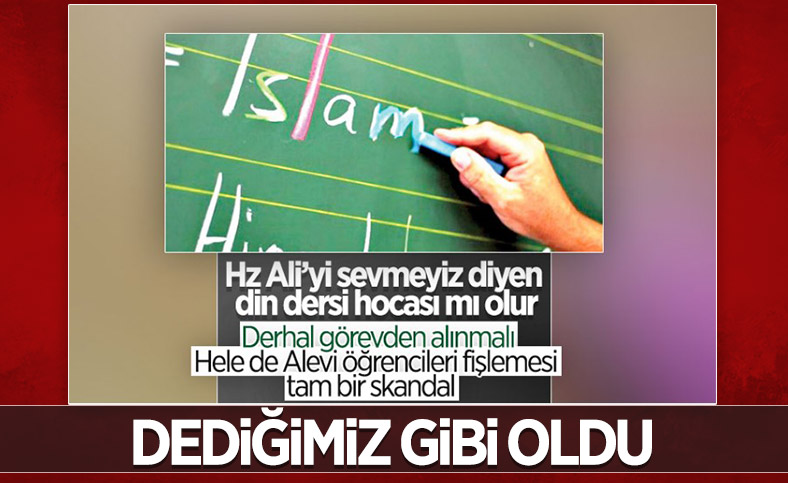 Ankara Valiliği: Din Kültürü öğretmeni görevden uzaklaştırıldı