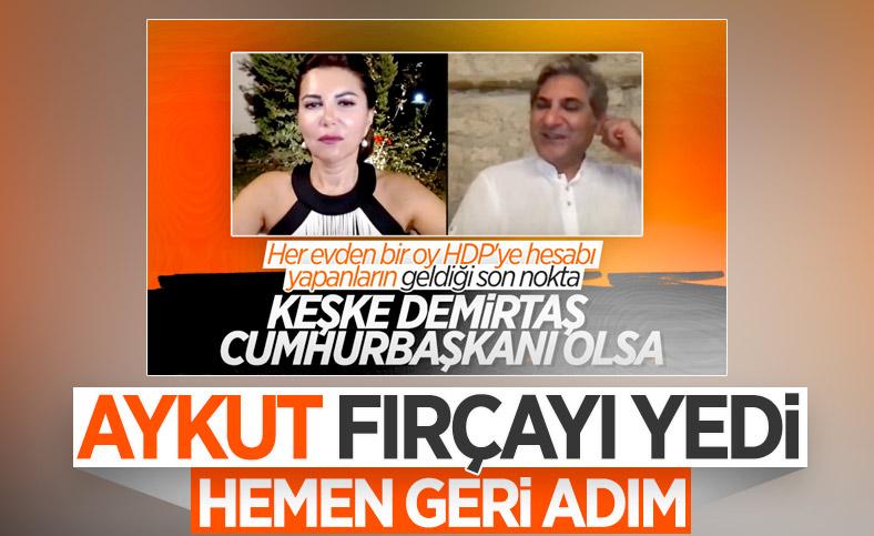 Aykut Erdoğdu'dan yeni açıklama: Gönlümdeki aday Kemal Kılıçdaroğlu