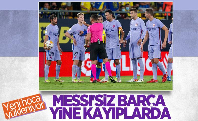Barcelona Cadiz deplasmanından 1 puanla ayrıldı