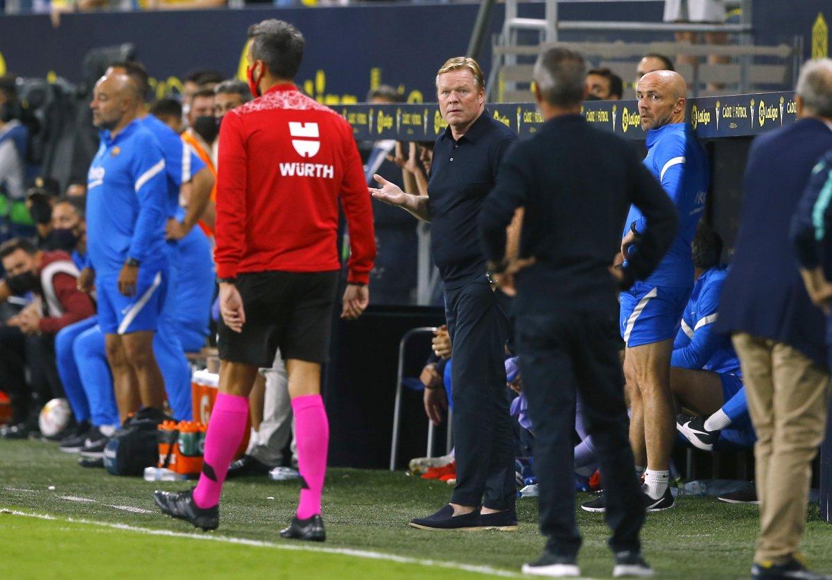 Barcelona Cadiz deplasmanından 1 puanla ayrıldı #3