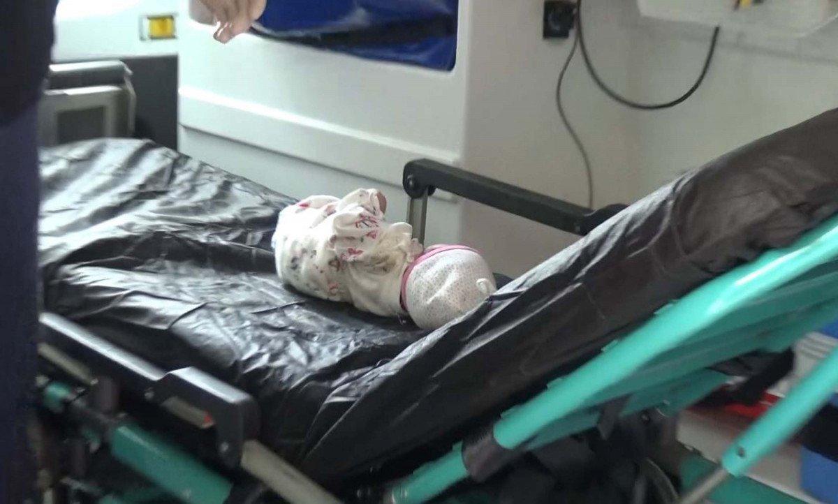 Adıyaman'da canlı canlı mezara gömülen bebeği, öğrenciler buldu #8