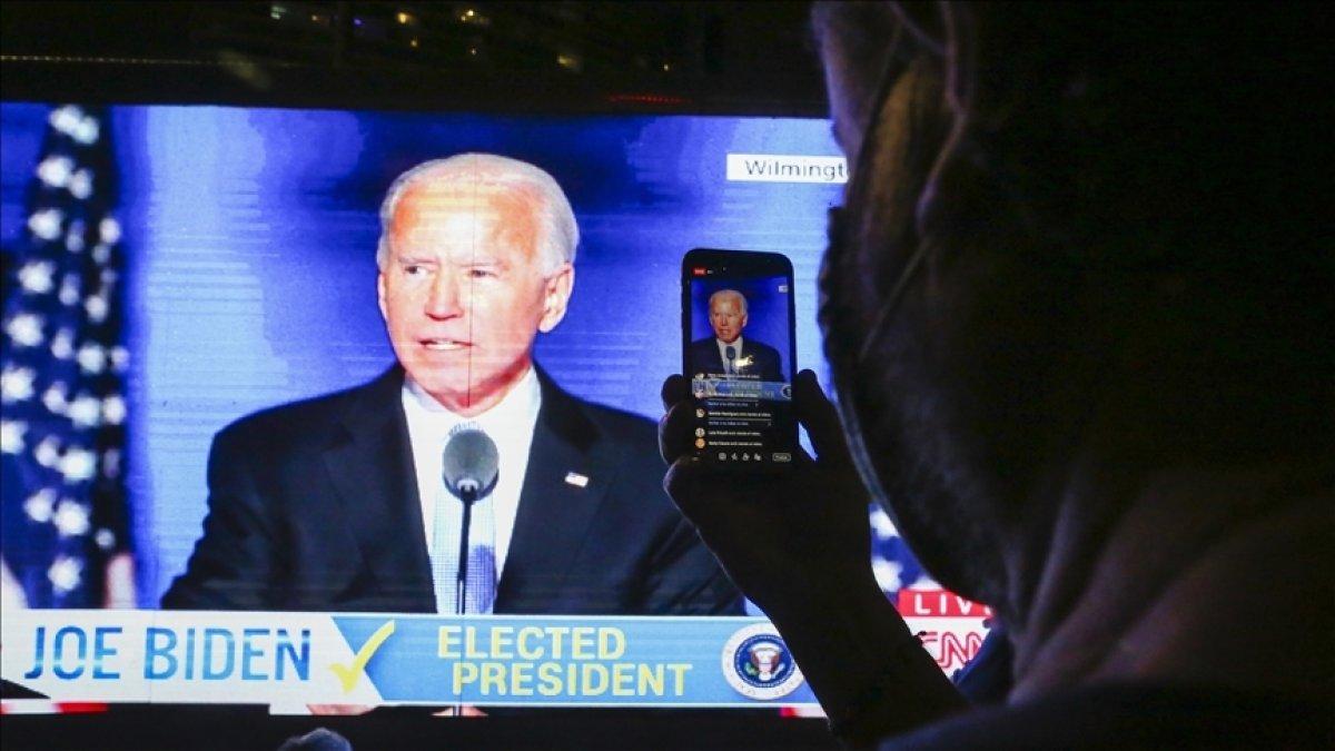 ABD Başkanı Joe Biden ın destekçileri azalıyor: Yüzde 44 e geriledi #1