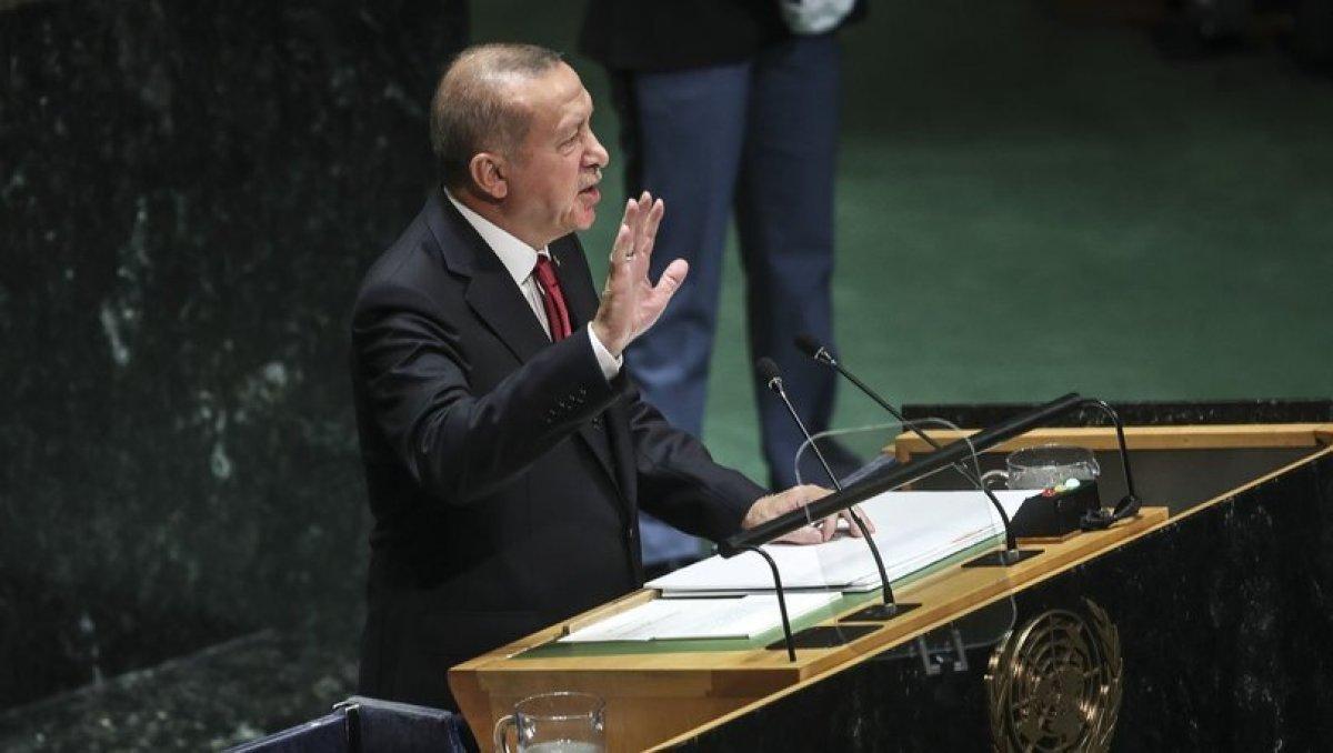 Cumhurbaşkanı Erdoğan: ABD, F-35 konusunda dürüst davranmadı #7
