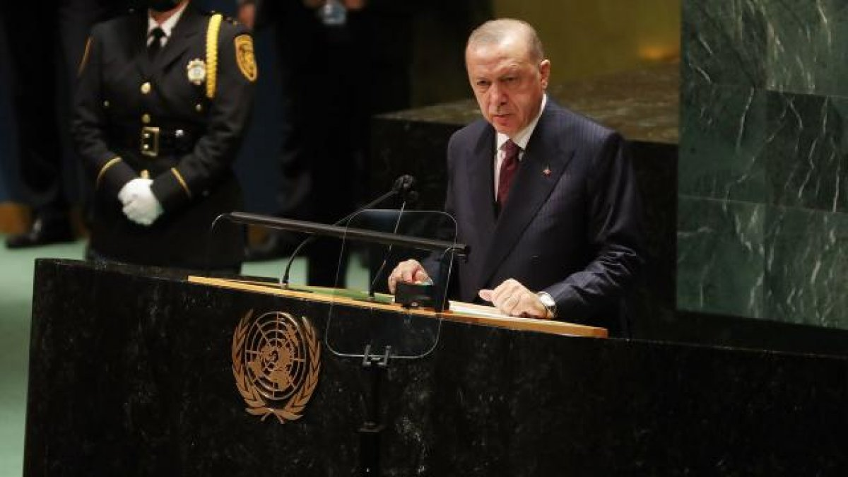 Cumhurbaşkanı Erdoğan: ABD, F-35 konusunda dürüst davranmadı #5