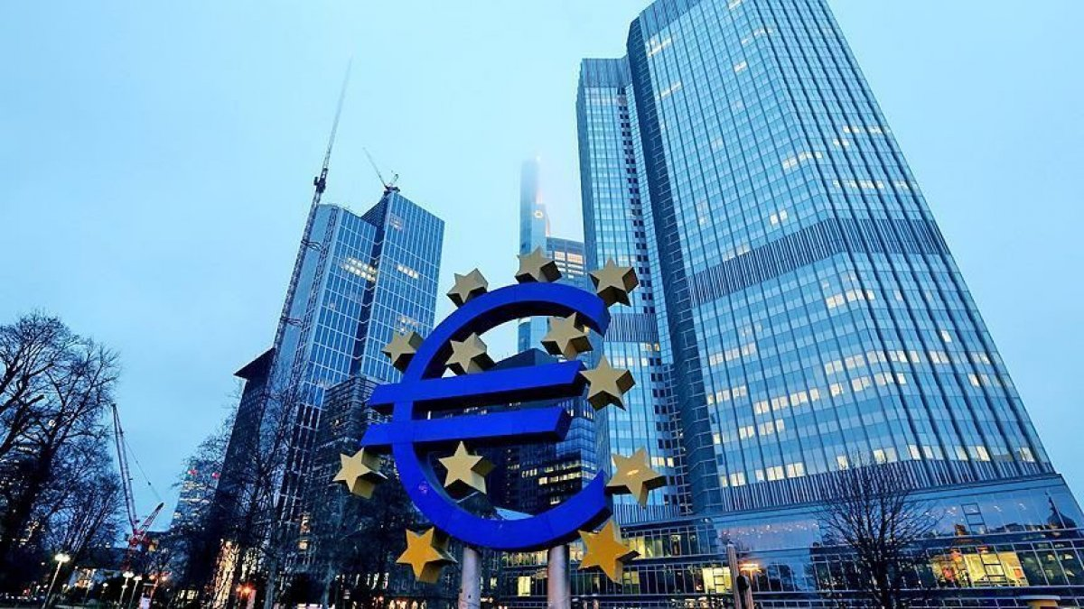 ECB: Euro Bölgesi enflasyonunda artış geçici #1