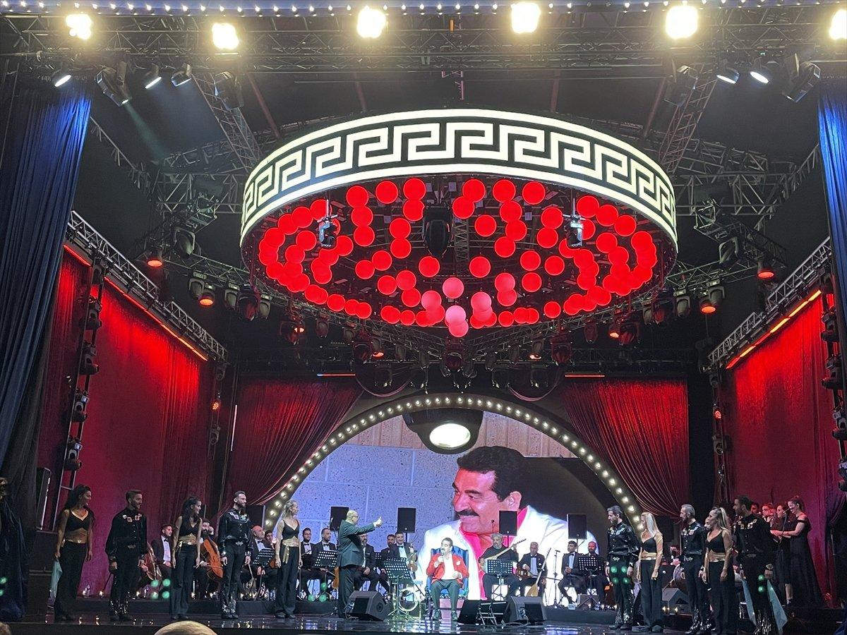 İbrahim Tatlıses, 12 yıl aradan sonra konser verdi #1