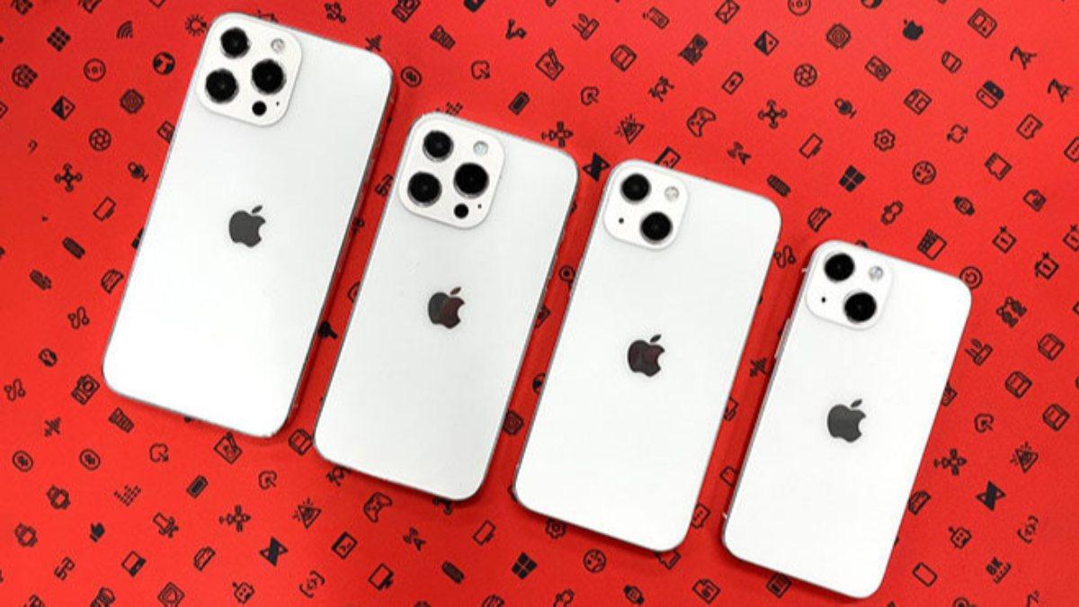 iPhone 13 modelleri Türkiyede ön satışa çıktı: İşte fiyatlar