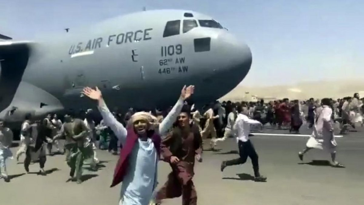 Joe Biden: Afganistan dan çekilme konusunda özür dilemiyorum #2