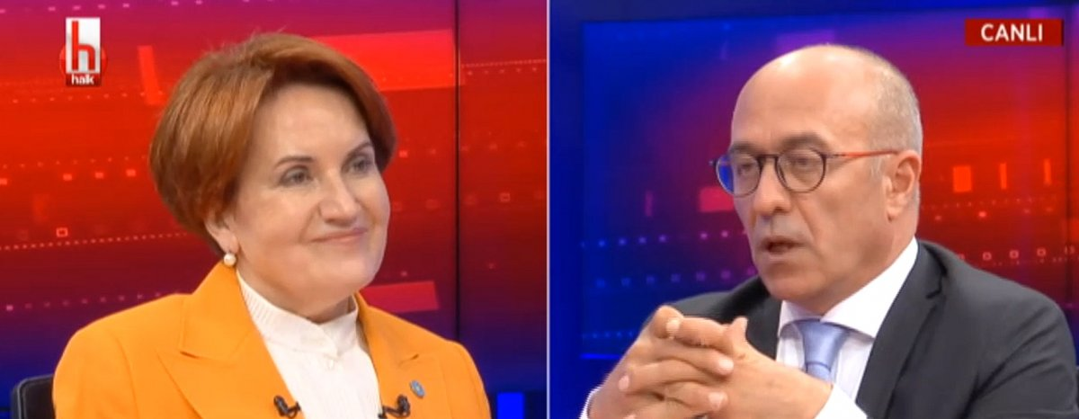 Meral Akşener: Başbakan adayıyım #1