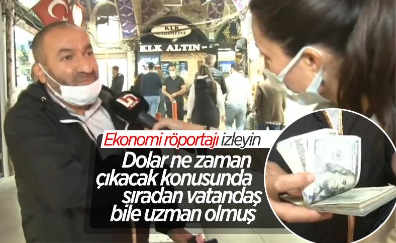Merkez Bankası'nın faiz kararı sonrası dövizler bozduruldu