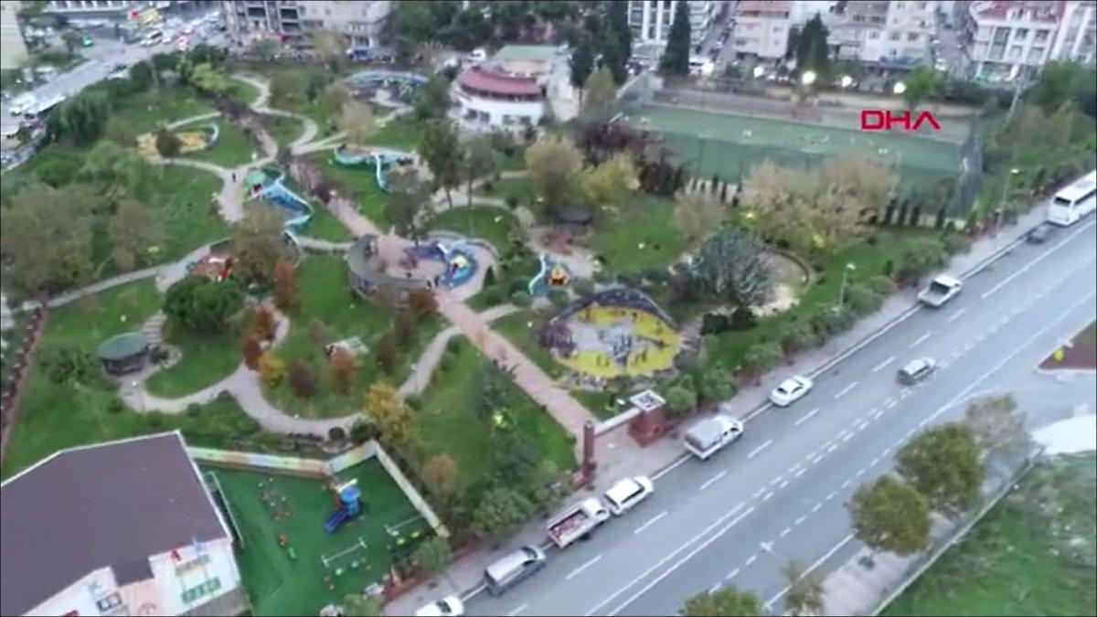 Küçükçekmece'de, çocuk parkındaki PKK/KCK sembollerine ilişkin davada hapis istemi  #3