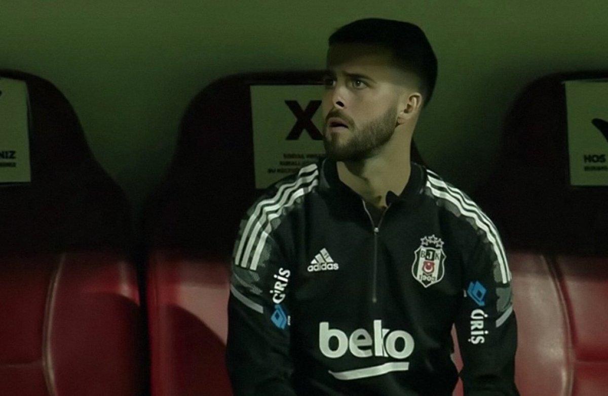 Beşiktaş ın iki oyuncusu daha sakatlandı #2