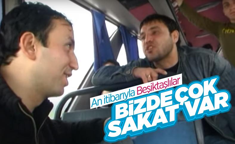 Beşiktaş'ın durumunu özetleyen video: Bizde çok sakat var