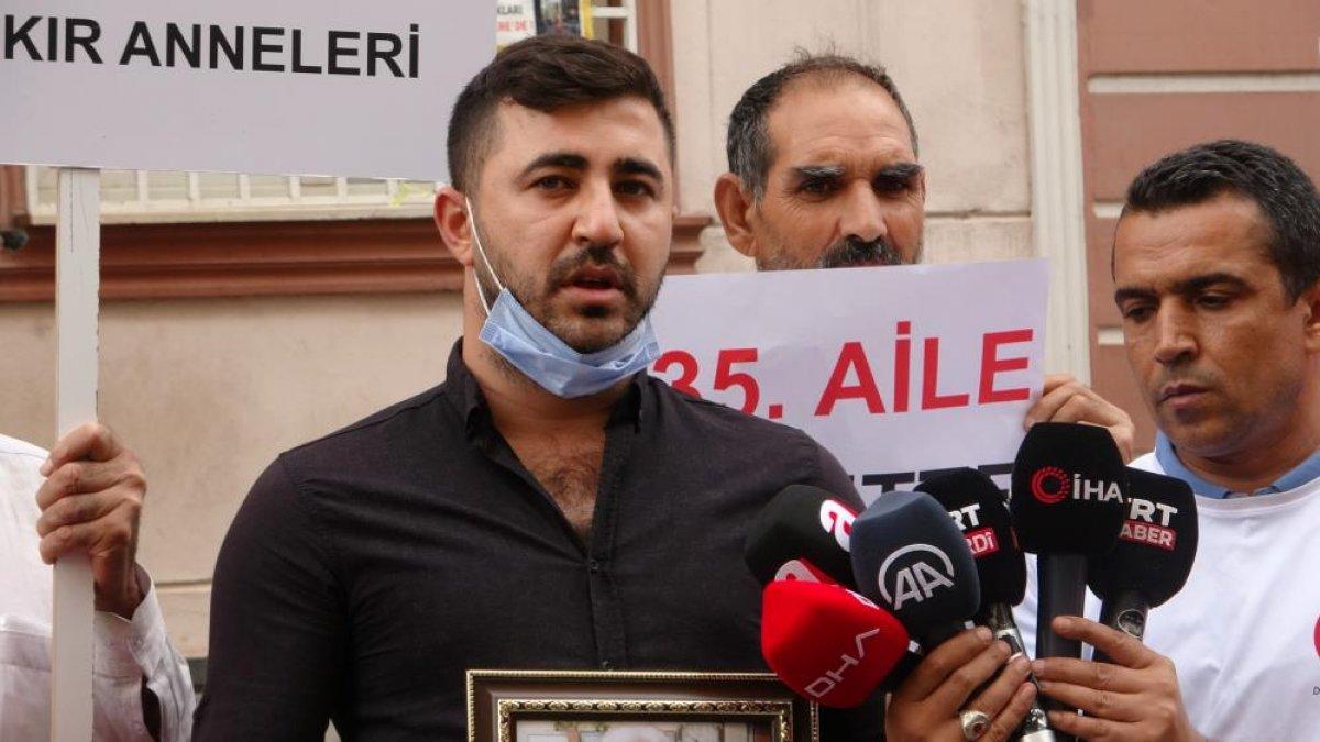 Diyarbakır da evlat nöbetindeki aile sayısı 234 oldu #4