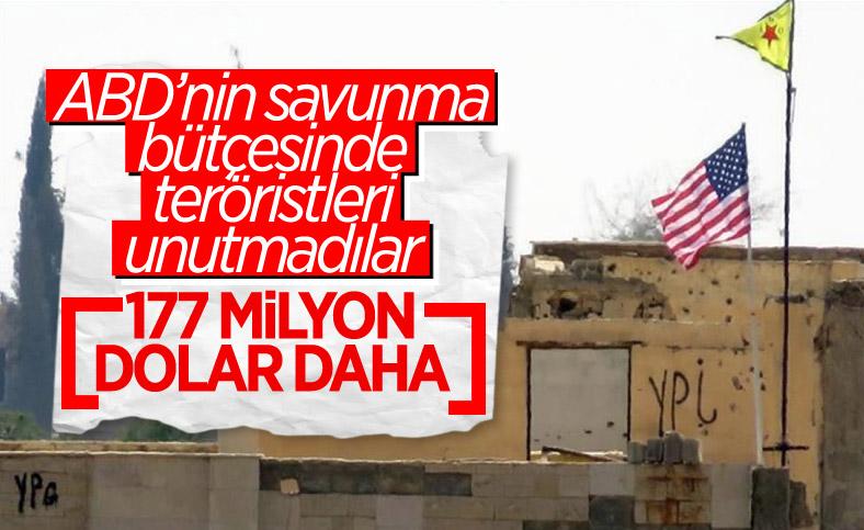 ABD'nin savunma bütçesinden YPG'ye 177 milyon dolarlık yardım